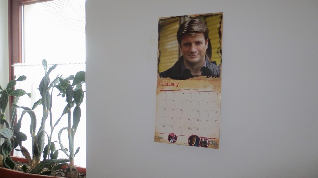 Castle Kalender 2014